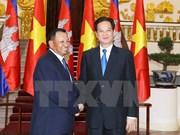 Prime Minister meets Cambodian Senate President