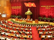 Party Central Committee's meeting enters 4th working day