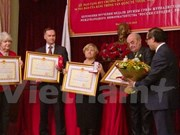 Russian reporters honoured with friendship medals