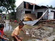 Indonesia faces flooding, landslide due to climate change