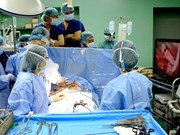 More than 70 children get free heart surgery