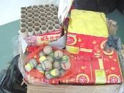 Police target illegal fireworks over Tet