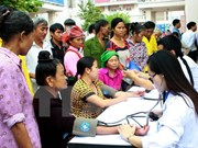 Community-based health care, first aid project benefits the poor