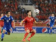Vietnamese player ranks as SEAsian top 10 midfielder