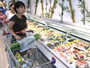 CPI in Hanoi down compared to November