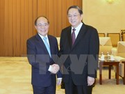 Vietnam's top legislator meets with CPPCC leader