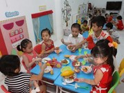 Gia Lai fulfill target of preschool education universalisation