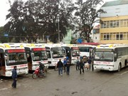 Hanoi to install cameras at bus stations