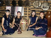 Village patriarch in highland province preserves native culture
