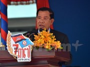 Cambodia commemorates victory over genocidal regime