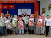 Efforts made to bring warm Tet to the poor