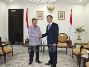 Indonesia, Vietnam pledge to boost strategic partnership