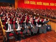 12th Party Congress under international spotlight