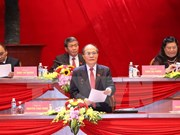 12th National Party Congress discusses documents