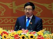 Party Congress mulls over intensive international integration