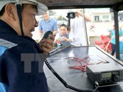 Binh Dinh fishermen equipped with communication devices