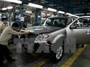 Vietnam becomes Ford's No. 3 market in Southeast Asia