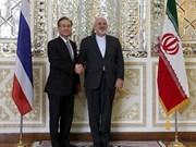 Iran, Thailand strengthen economic ties