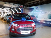 More than 700 Ford EcoSport cars recalled in Vietnam