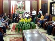 Cambodian guests make Tet visit to Dak Lak