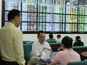 Vietnam's stocks up as financial firms eye Fed
