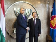 Hungary to boost cooperation with ASEAN