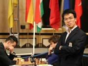 Vietnamese grand master drops four steps in February FIDE rankings