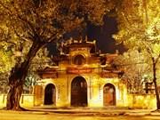 Hanoi's pagodas, spiritual treat to visitors