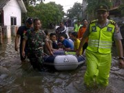 Indonesia: thousands evacuated due to floods, landslides