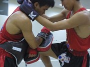 Muaythai team target two golds at Asian Beach Games
