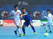 Vietnam unable to hold back Thailand