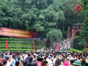 Phu Tho prepares for Hung Kings Commemoration