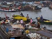 Can Tho preserves Cai Rang Floating Market