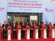 Vietship 2016 opens in Hanoi