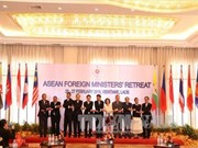 ASEAN Foreign Ministers debate various issues in Laos