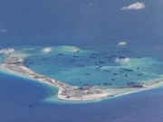 US urges China to extend non-militarisation pledge to all of East Sea
