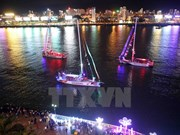 Clipper boats enter 8th racing leg from Da Nang