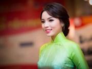 Female ambassadors to go catwalk in Vietnamese 'ao dai'