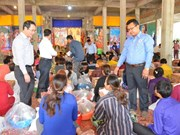More aid delivered to fire-hit Vietnamese, Cambodians