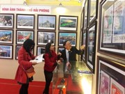 Exhibition on island sovereignty evidence opens in Hai Phong