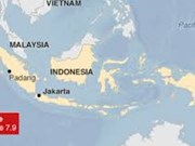 Indonesia issues tsunami alert follow 7.9 magnitude quake