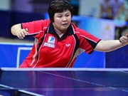Vietnamese men, women win at world table tennis championships
