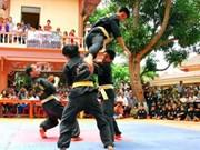 World Vietnamese martial arts in HCM City