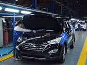 Car imports drop in February