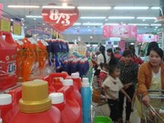 Shops ready for Women's Day