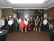 Accountant group meets in Vietnam