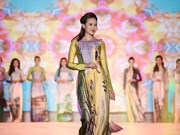 Ao Dai festival 2016 shows elegant beauty in Ho Chi Minh City