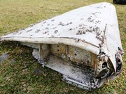 Suspected MH370 debris found in Mozambique delivered to Malaysia