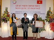 Vietnam to observe Int'l Francophone Day
