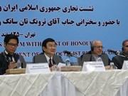 Vietnam, Iran need new leverage to optimise economic potential